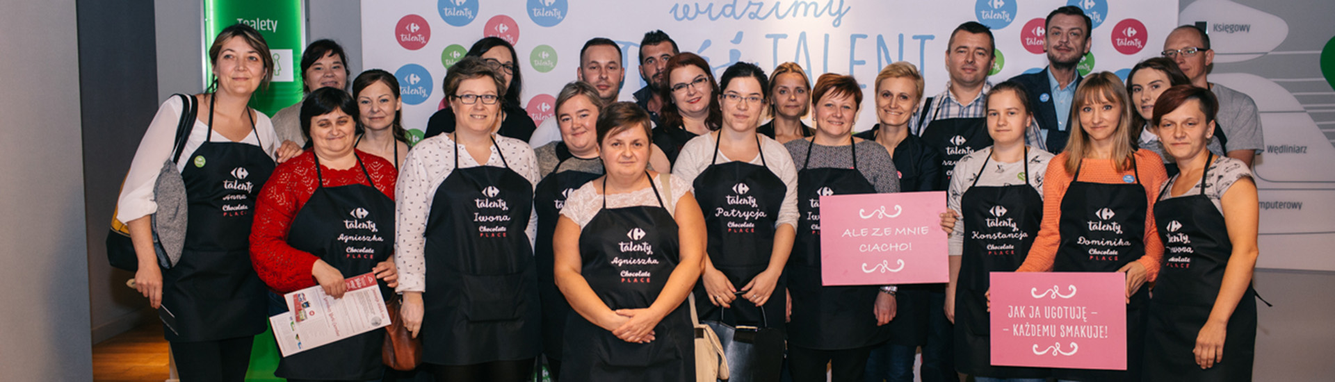 Carrefour Talents: cooking together