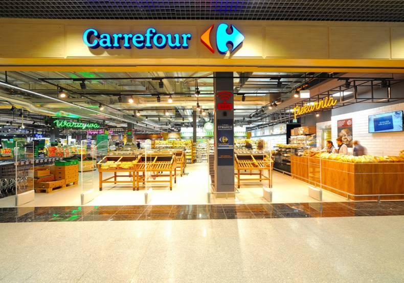 Carrefour PRO- a shopping revolution