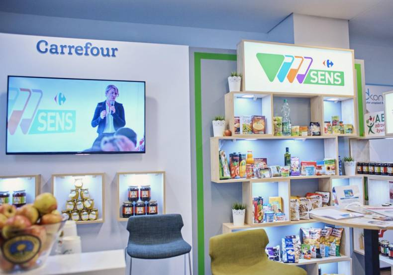 Carrefour Poland became a partner of the 3rd National Nutrition Congress of the Nutrition and Diet Institute