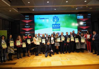 Carrefour Poland with the eco-inspiration award