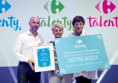 "The program ""Carrefour Talents"" was awarded with the certificate HR Best Quality"