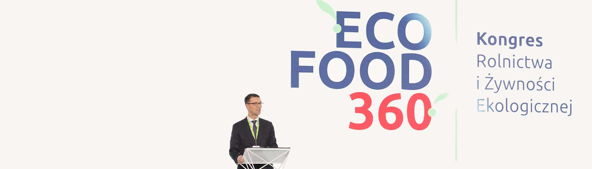 Eco Food 360 – first congress on agriculture and organic food organized by Carrefour Poland