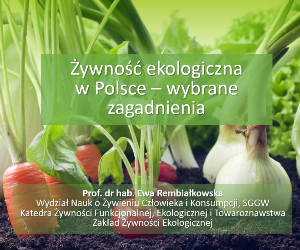 Organic food in Poland