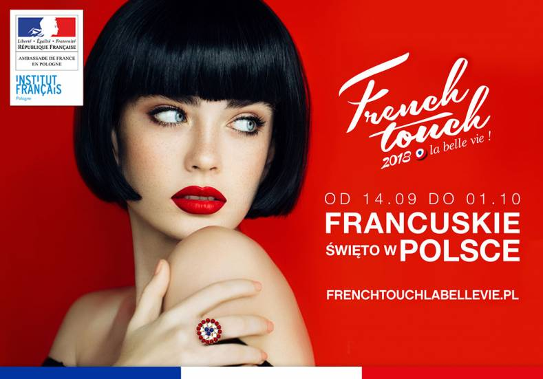 Carrefour Poland  - main partner of the 4th edition of the French Touch