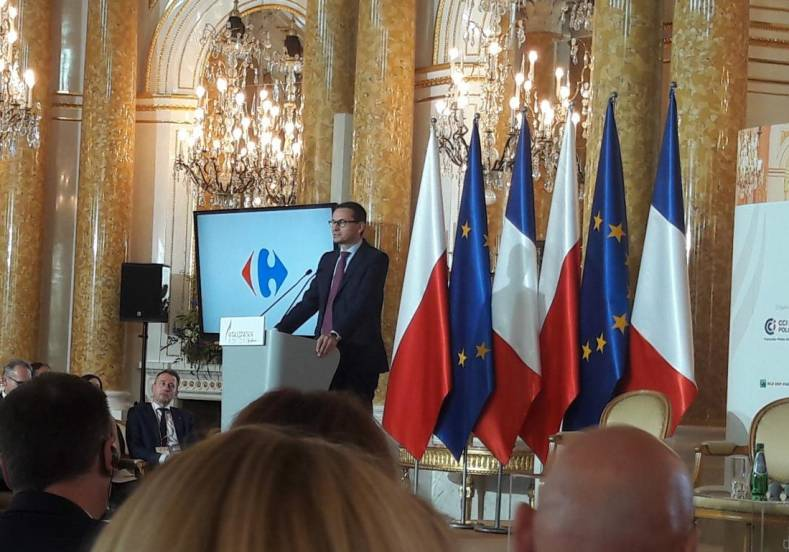 Carrefour was a partner of the Warsaw Talks on the era of robotics
