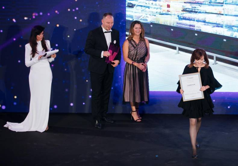 Carrefour awarded during the PRCH Retail Awards contest