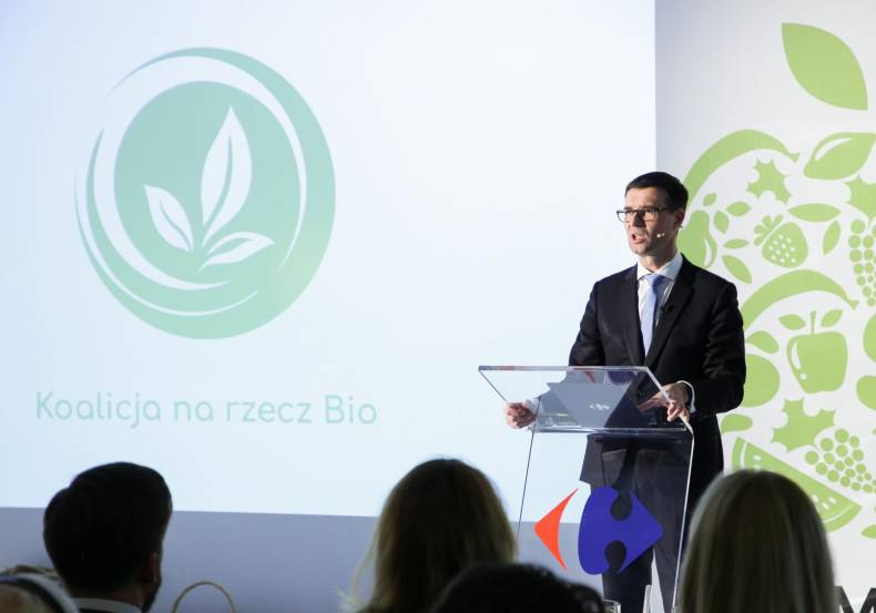 The first meeting of the Coalition For The Development Of The Bio Food Market