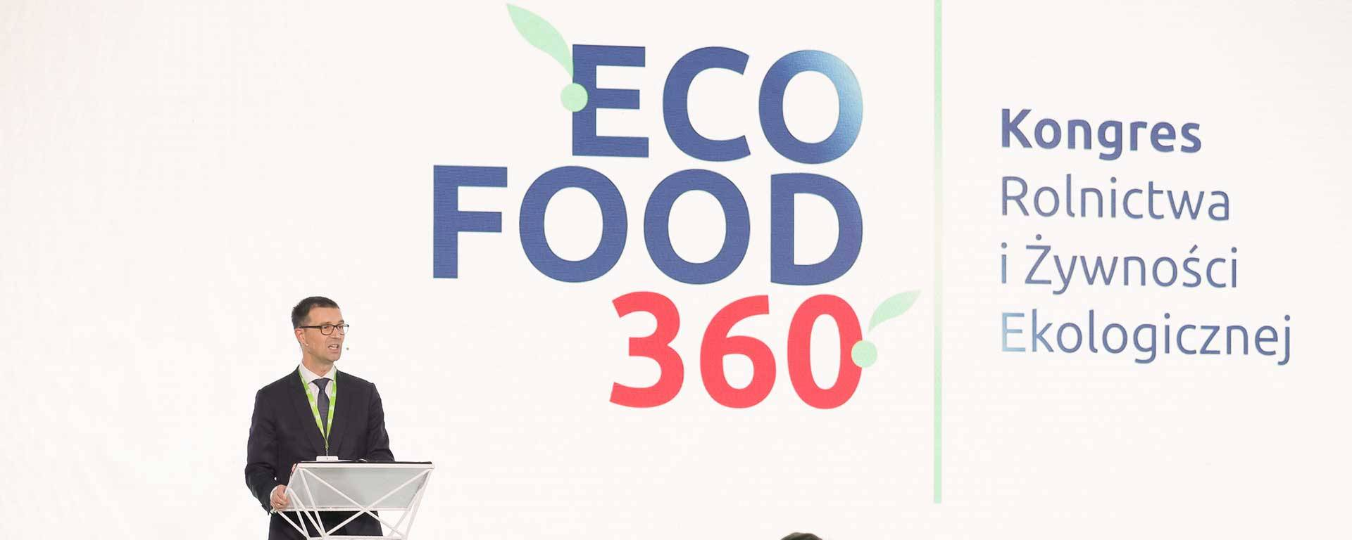 Eco Food 360 – congress organized by Carrefour Poland